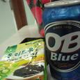09空港でビール