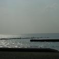 鵠沼海岸河口