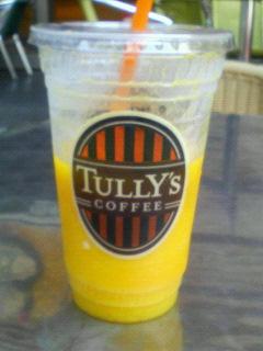 Tully's マンゴータンゴー