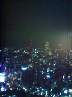 ピンクバージョンの東京タワー