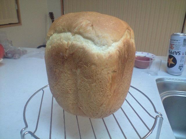焼きたてパンの幸せ
